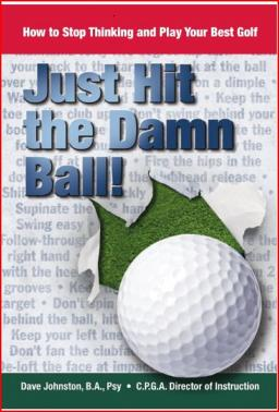 <span>Just Hit The Damn Ball!:</span> Just Hit The Damn Ball!